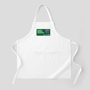 Postal, Service Territory BBQ Apron