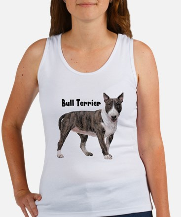 Bull Terrier Women's Tank Top