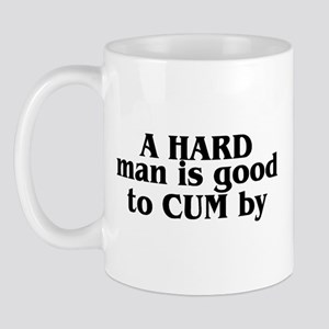 A Hard Man Is Good To Cum By Mug