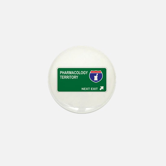 Pharmacology Territory Mini Button