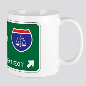 Patent Territory Mug