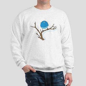 Bluebird Of Happiness Blessing Sweatshirt