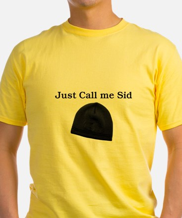 Just call me Sid T