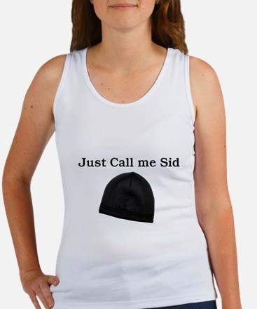 Just call me Sid Women's Tank Top