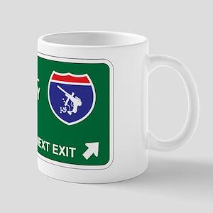 Paintball Territory Mug