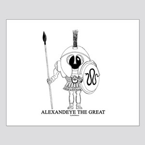 Alexander the Great Small Poster