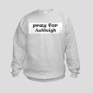ASHLEIGH Kids Sweatshirt