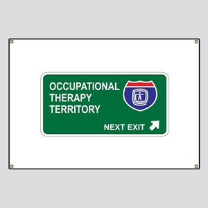 Occupational, Therapy Territory Banner