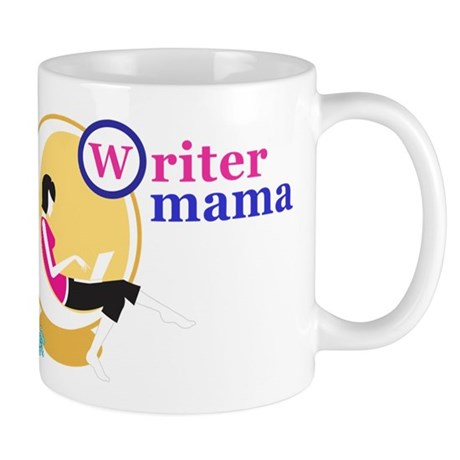 Writer Mama Mug