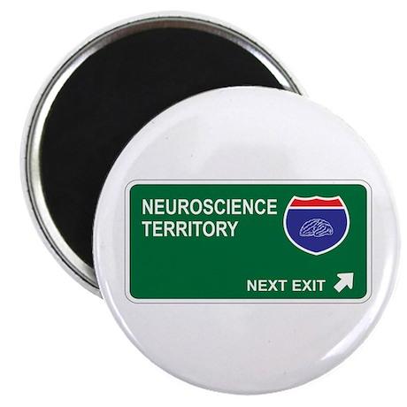 "Neuroscience Territory 2.25"" Magnet (100 pack)"