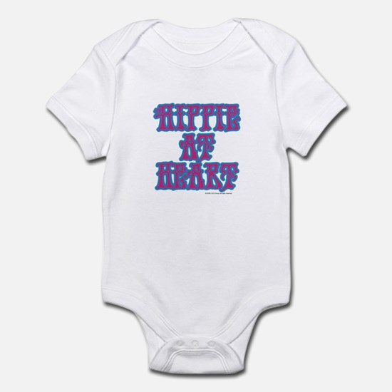 Heart Infant Bodysuit