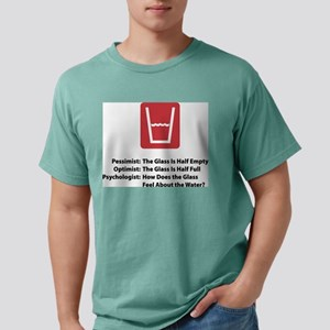 Psychologist Glass T-Shirt