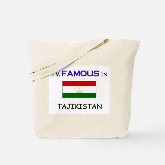 I'd Famous In TAJIKISTAN Tote Bag