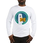 Old English Sheepdog Rescue Long Sleeve T-Shirt