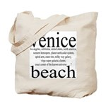 367.venice beach Tote Bag