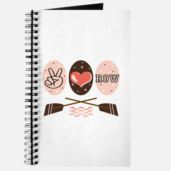Peace Love Row Crew Journal