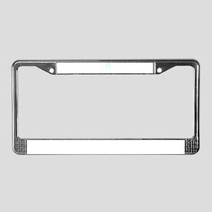 teachartdark2 License Plate Frame