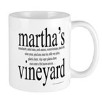 367.martha's vineyard Mug