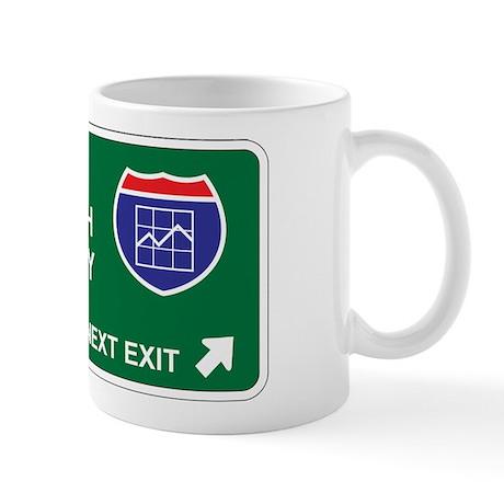 Market, Research Territory Mug