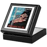 Pearl Harbor Day Keepsake Box