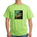 Pearl Harbor Day Green T-Shirt
