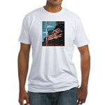 Pearl Harbor Day Fitted T-Shirt