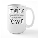 367.provincetown Large Mug