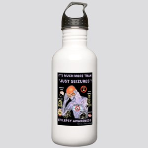 MORE THAN JUST SEIZURE Stainless Water Bottle 1.0L