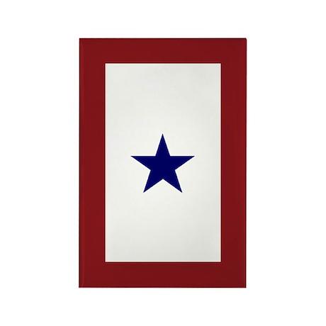 Blue Star Service Flag Magnet