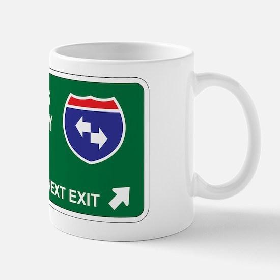 Logistics Territory Mug