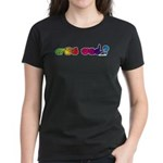 Got ASL? Rainbow Women's Dark T-Shirt