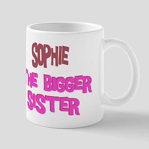 Sophie - The Bigger Sister Mug