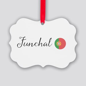 Funchal Picture Ornament