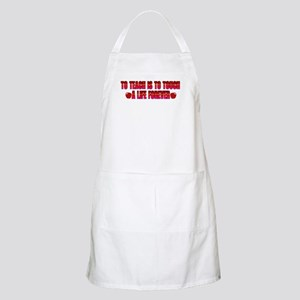 Touch A Life Forever BBQ Apron