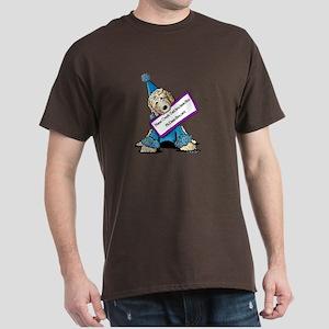 McDoodles Jordan Clown Dark T-Shirt