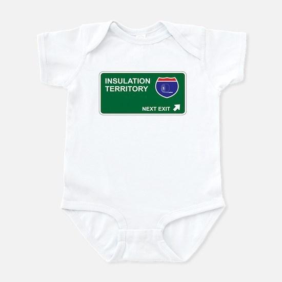 Insulation Territory Infant Bodysuit