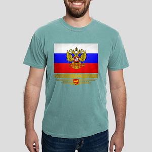 Russian Flag COA T-Shirt