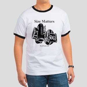 Size Matters - Ringer T - Turbo by BoostGear.com
