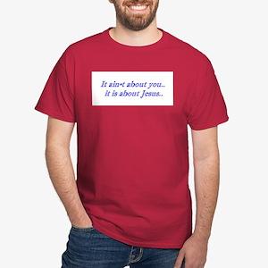 Saying Dark T-Shirt
