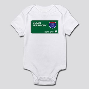 Glass Territory Infant Bodysuit