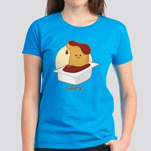 Saucy! Women's Dark T-Shirt