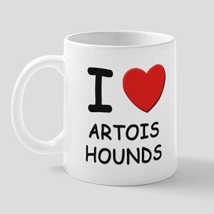 I love ARTOIS HOUNDS Mug