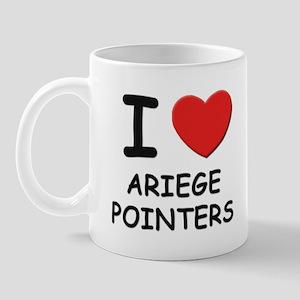I love ARIEGE POINTERS Mug