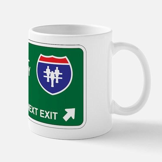 Foosball Territory Mug