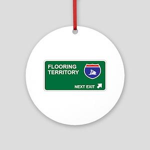 Flooring Territory Ornament (Round)