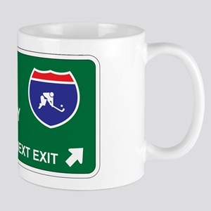 Field, Hockey Territory Mug