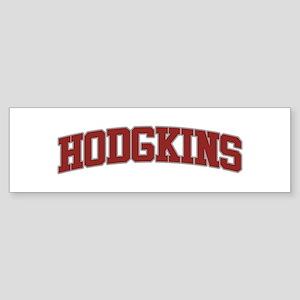 HODGKINS Design Bumper Sticker