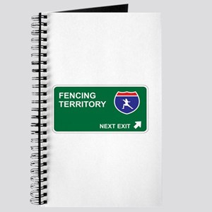 Fencing Territory Journal