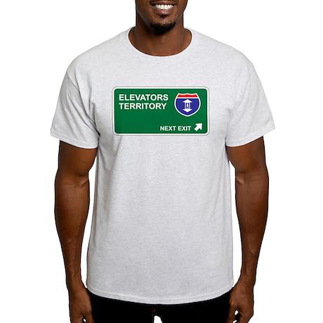 Elevators Territory Light T-Shirt