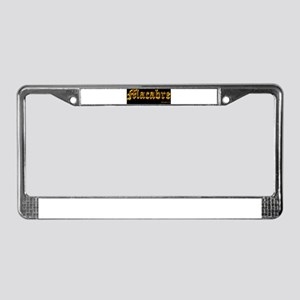 Other Gifts - Macabre License Plate Frame